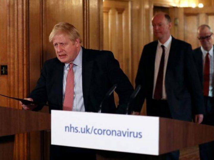 """Coronavirus. Boris Johnson, premier inglese, è positivo al COVID-19: """"continuerò a guidare il Governo""""."""