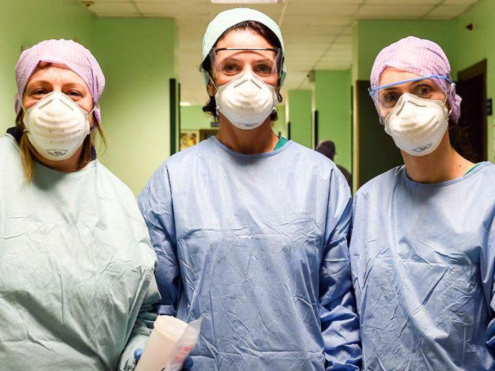 Coronavirus. La sanità è allo stremo, CGIL – CISL – UIL chiedono interventi urgenti al Governo per ridurre contagi.