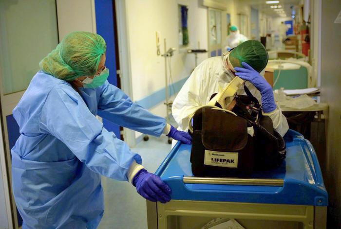 asintomatico rsa trentino oss coronavirus bollettino infermieri
