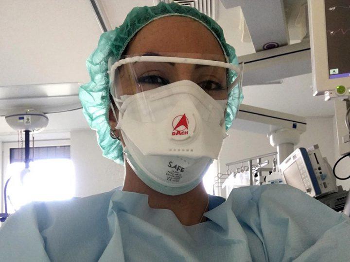 """Coronavirus. Emanuela, Infermiera in Germania: """"ecco come affrontiamo qui in Terapia Intensiva il COVID-19""""."""