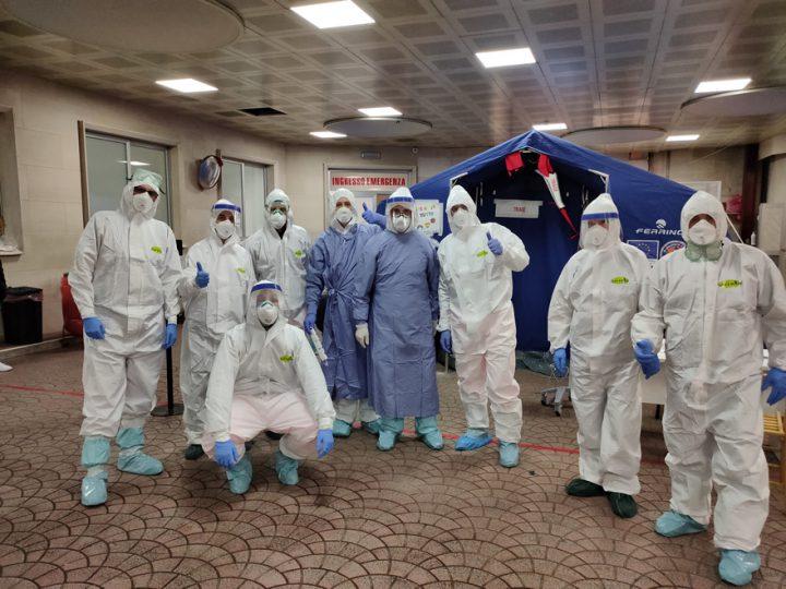 Coronavirus. L'OPI di Foggia ringrazia gli Infermieri della Capitanata impegnati contro il COVID-19.