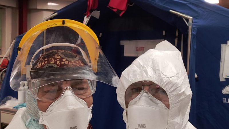 Coronavirus. Nursing Up regala tute anti-contaminazione a Lombardia, Piemonte ed Emilia Romagna.