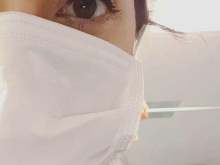 """Coronavirus. Martina, Infermiera: """"esserci per noi oggi è la priorità""""."""
