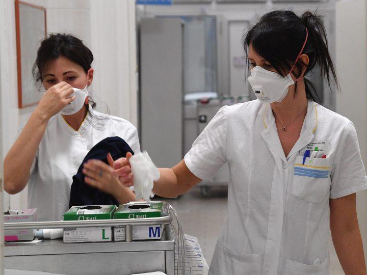 Coronavirus. #iovorreiesseretutelato: Fials denuncia aziende sanitarie per mancanza DPI.