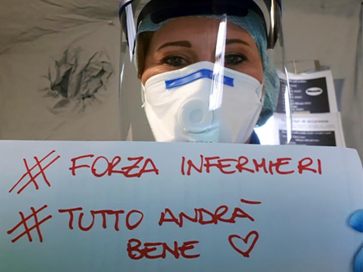 """Coronavirus. Marchetti, Forza Italia: """"non servono elogi, serve impegno istituzionale verso gli Infermieri""""."""