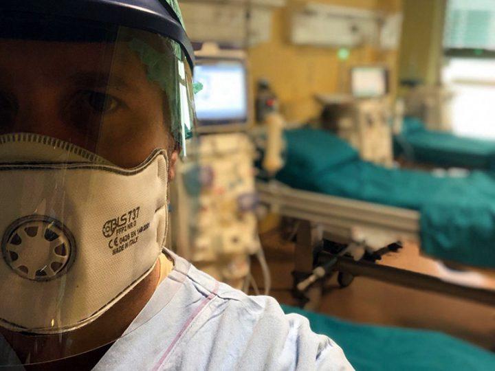 Coronavirus. Medici, Infermieri, OSS, Tecnici sanitari come pellegrini in trincea.