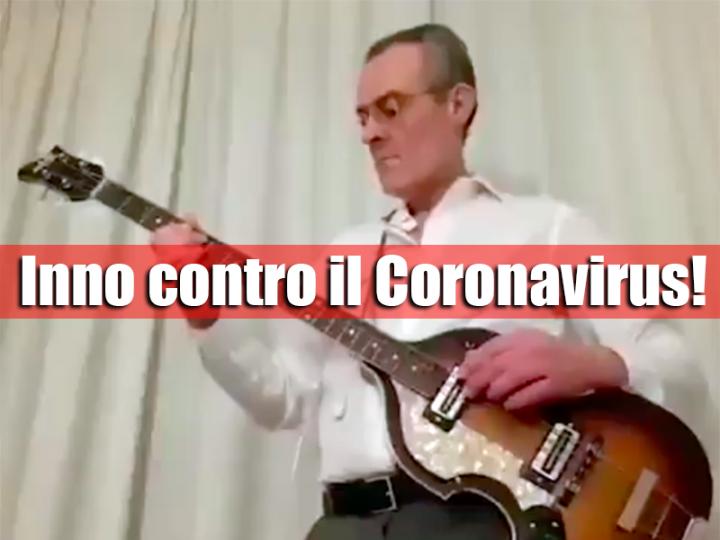 L'inno dei Medici Italiani contro il Coronavirus. #vinceremonoi!