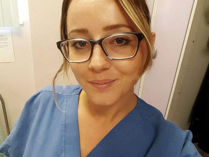 """Coronavirus. Jessica, Infermiera in UK: """"qui è l'inferno, si è troppo sottovalutato il contagio, scoppiato all'improvviso""""."""
