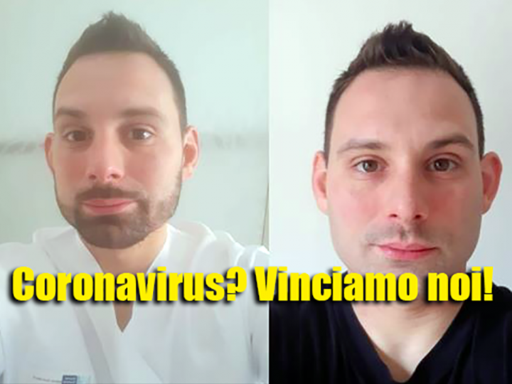 """Coronavirus. Marco, infermiere e da oggi volontario in Terapia Intensiva con Pazienti COVID-19: """"ce la faremo""""."""