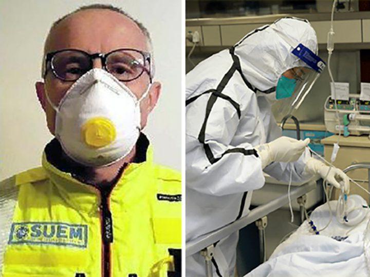 Coronavirus. Mauro Migliorini cessa l'attività di sindaco per tornare a fare l'Infermiere nei reparti COVID-19.