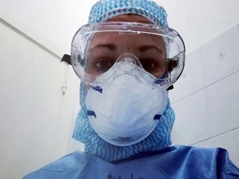 """Coronavirus. Il Premier Conte risponde all'Infermiera Michela Venturi: """"quello che mi hai scritto mi ha colpito e ne terrò conto""""."""