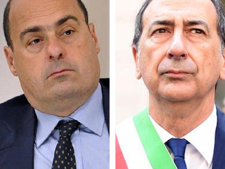 Coronavirus. Zingaretti e Sala devono chiedere scusa ai Lombardi e agli italiani per aver minimizzato il pericolo.
