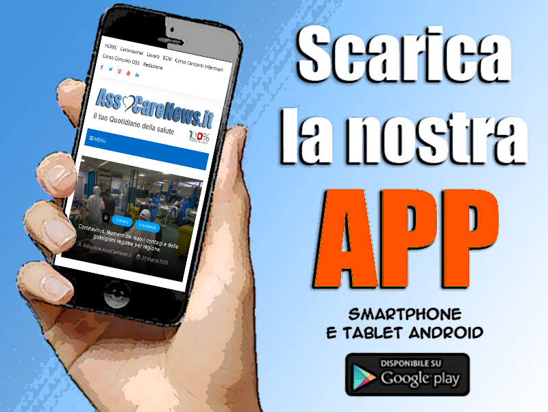 Scarica la nostra APP!