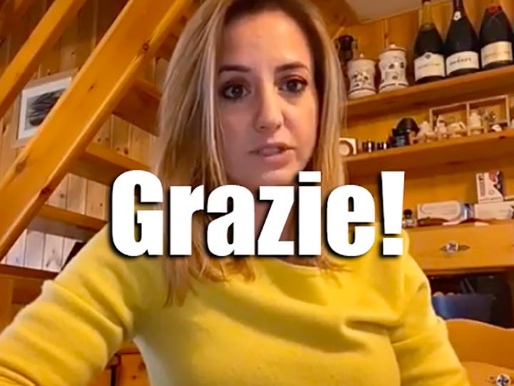 Coronavirus. A Milano i Pazienti ringraziano Medici e Infermieri tramite un video virale.