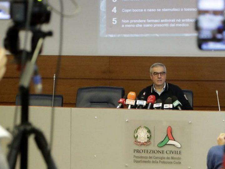 Coronavirus Italia: 133 decessi nelle ultime 24h, più di 1300 nuovi contagi. Protezione Civile: comprati milioni di DPI.