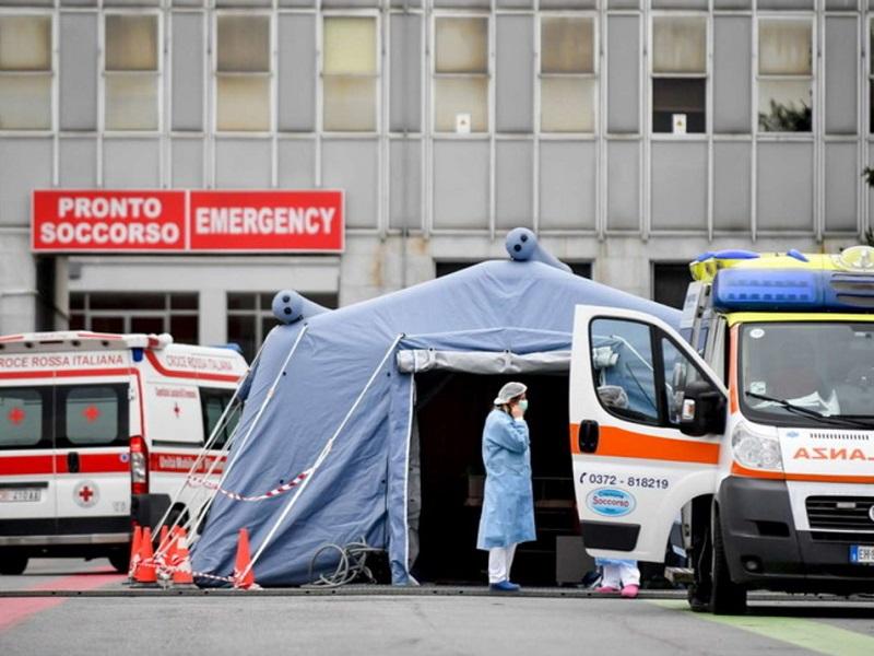 Coronavirus Italia: 2158 morti, 23073 contagiati, 2749 guariti. Dati aggiornati al 16 marzo.