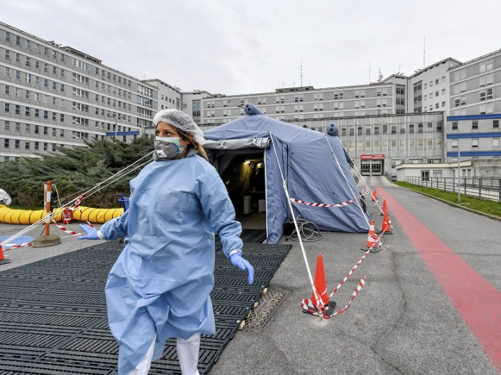 """Coronavirus. Polemiche per risposte dell'Istituto Superiore di Sanità: """"sicuro che gli operatori infetti non si siano contagiati fuori?""""."""