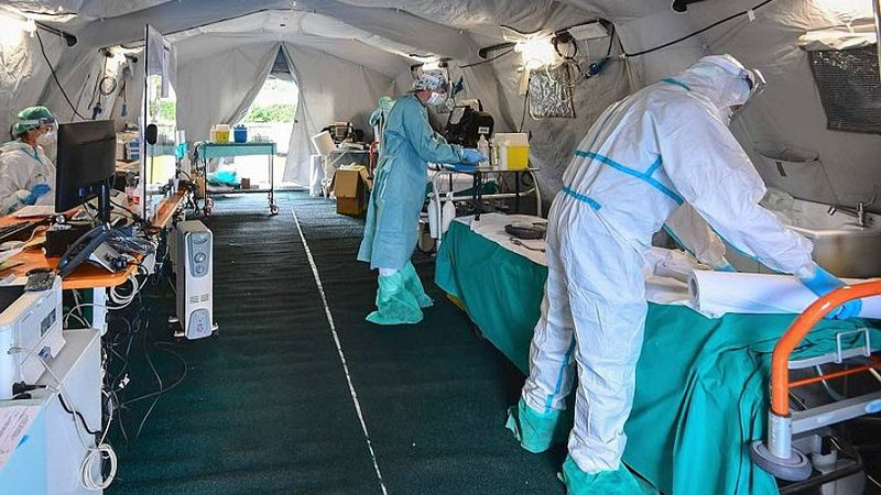 Coronavirus Italia: 9.134 morti, 66.414 contagiati,  guariti. Quasi 1000 decessi in un giorno, italiani preoccupati.