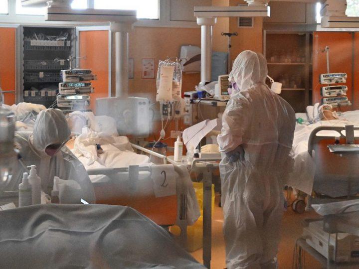Coronavirus Italia: 10.779 morti, 73.880 contagiati, 13.030 guariti. Scoppiano le terapie intensive.