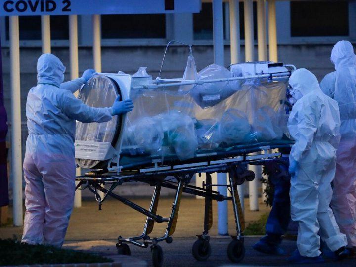 Coronavirus Italia: 2978 morti, 28710 contagiati, 4025 guariti. Dati ufficiali del 18 marzo.