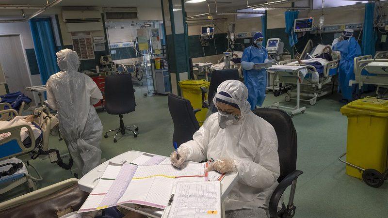 Coronavirus. Numero dei nuovi contagi e delle guarigioni regione per regione.