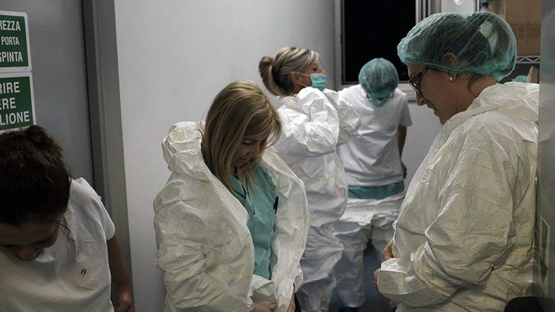 Coronavirus. La Regione assume Allievi OSS prima della qualifica. Protesta SHC.
