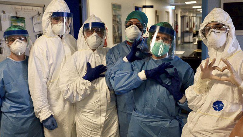 Coronavirus. Bando Infermieri Protezione Civile: ecco come candidarsi.