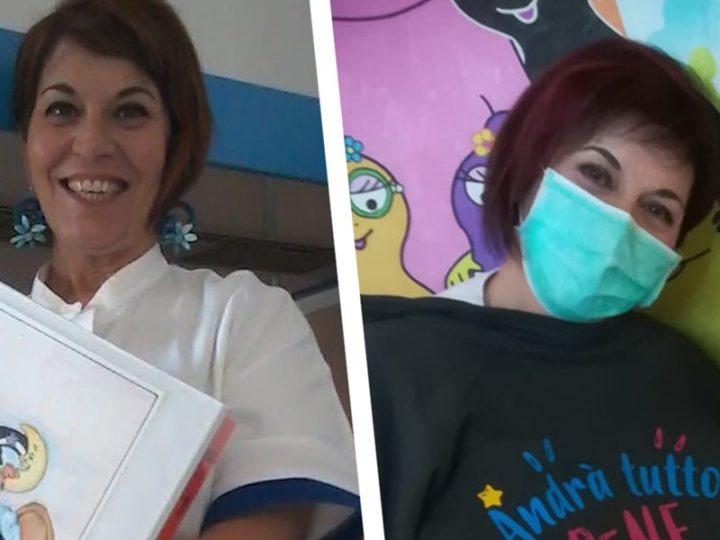 """Coronavirus. Antonella Nanni, Infermiera Pediatrica: """"la vita dei nostri Pazienti e di noi professionisti è cambiata profondamente""""."""