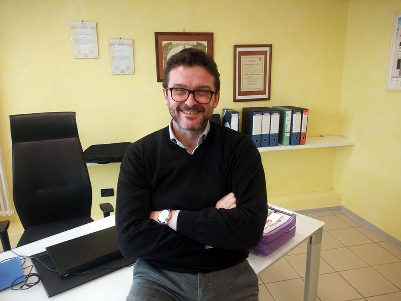 Marco Contro, presidente OPI Rovigo.