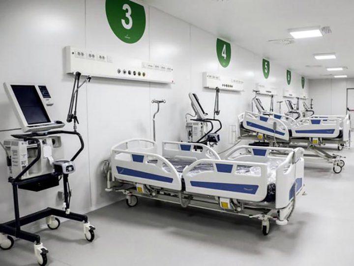 Coronavirus. Inaugurato ieri mega-ospedale alla Fiera di Milano. La più grande Terapia Intensiva d'Europa.