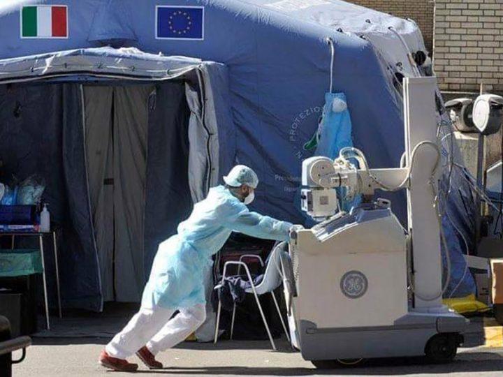 """Coronavirus. Marco, tecnico radiologo: """"noi lasciati morire di COVID-19, non ci tutela nessuno, schiavi di Medici impauriti""""."""