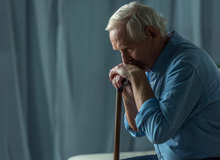 anziano vergato