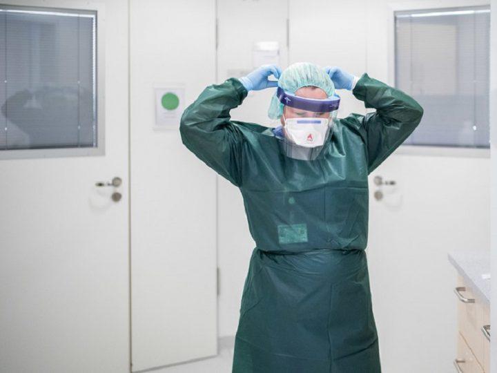 Coronavirus Italia: morti, contagiati, guariti. Quasi 3900 in terapia intensiva.