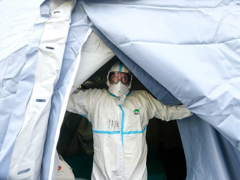 bollettino coronavirus gelo