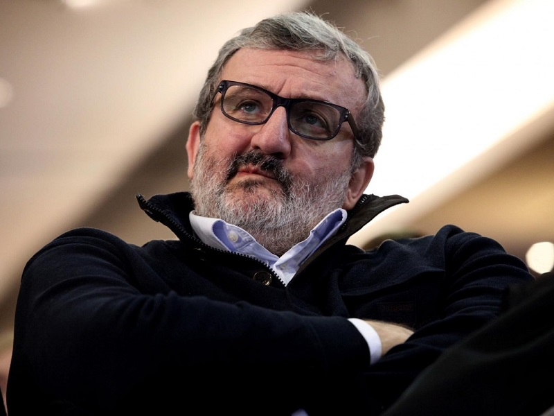 Michele Emiliano, presidente Regione Puglia.
