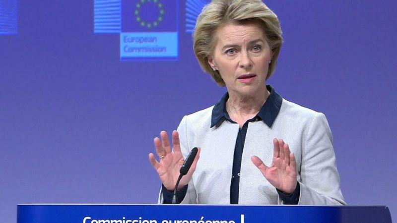 Coronavirus: Europa chiude le frontiere con gli altri paesi.