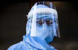 infermiera covid coronavirus bollettino