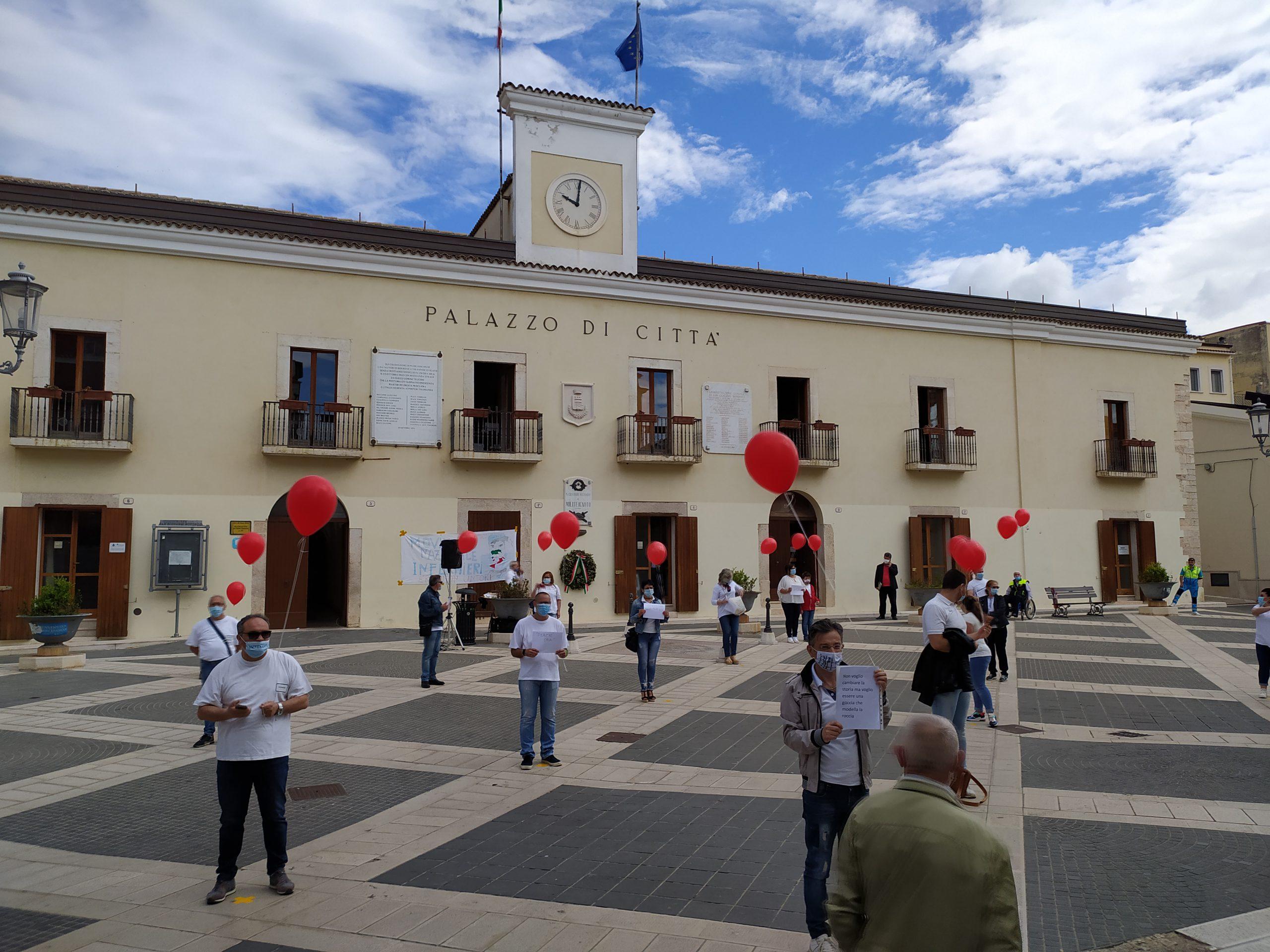 L'evento a San Giovanni Rotondo.