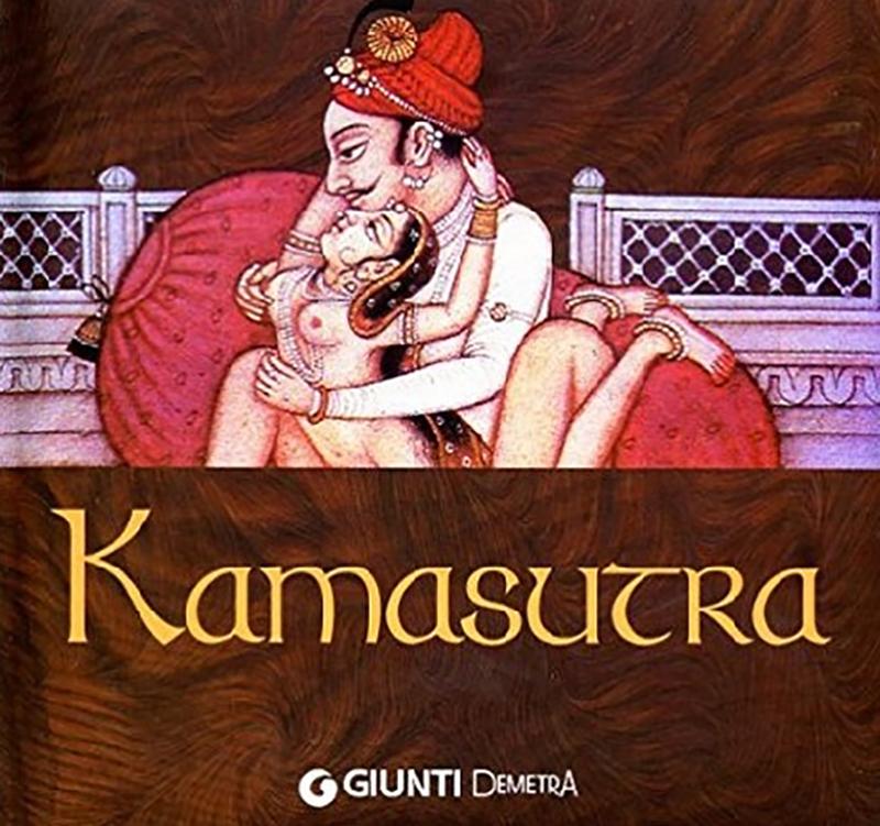 Kamasutra, il volume di Giunti Editore.