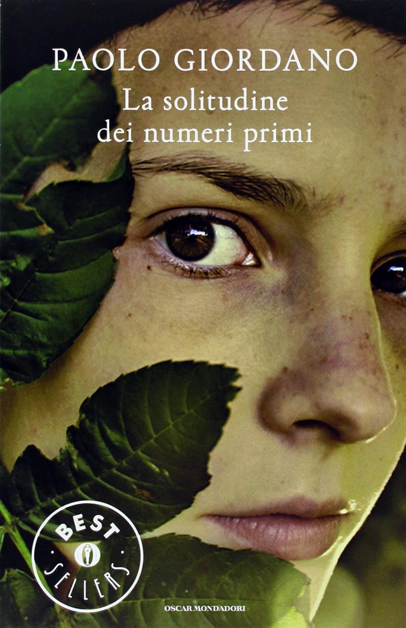 La copertina del volume di Paolo Giordano.