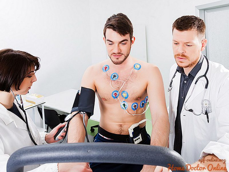 ECG, ECG sotto sforzo, cardiologia, cuore, riabilitazione