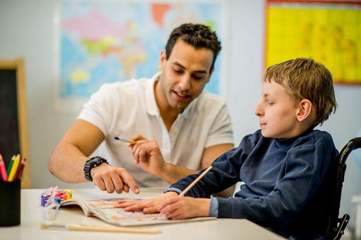 educatore professionale, riabilitazione, disabilità
