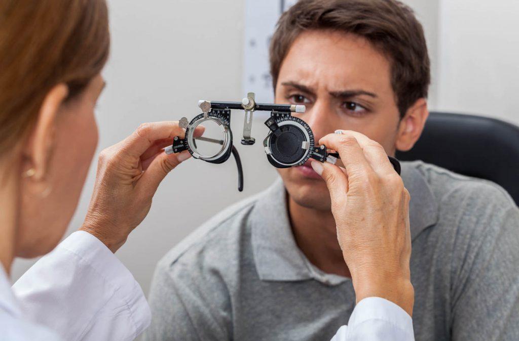 ortottista, tecnico oftalmologia
