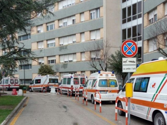 ambulanza claudia infermiera pronto soccorso