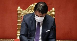 calendario giuseppe conte lock-down