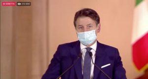 conte giuseppe nuovo decreto lockdown diretta emergenza coronavirus