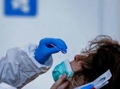tampone covid coronavirus bollettino giancarlo