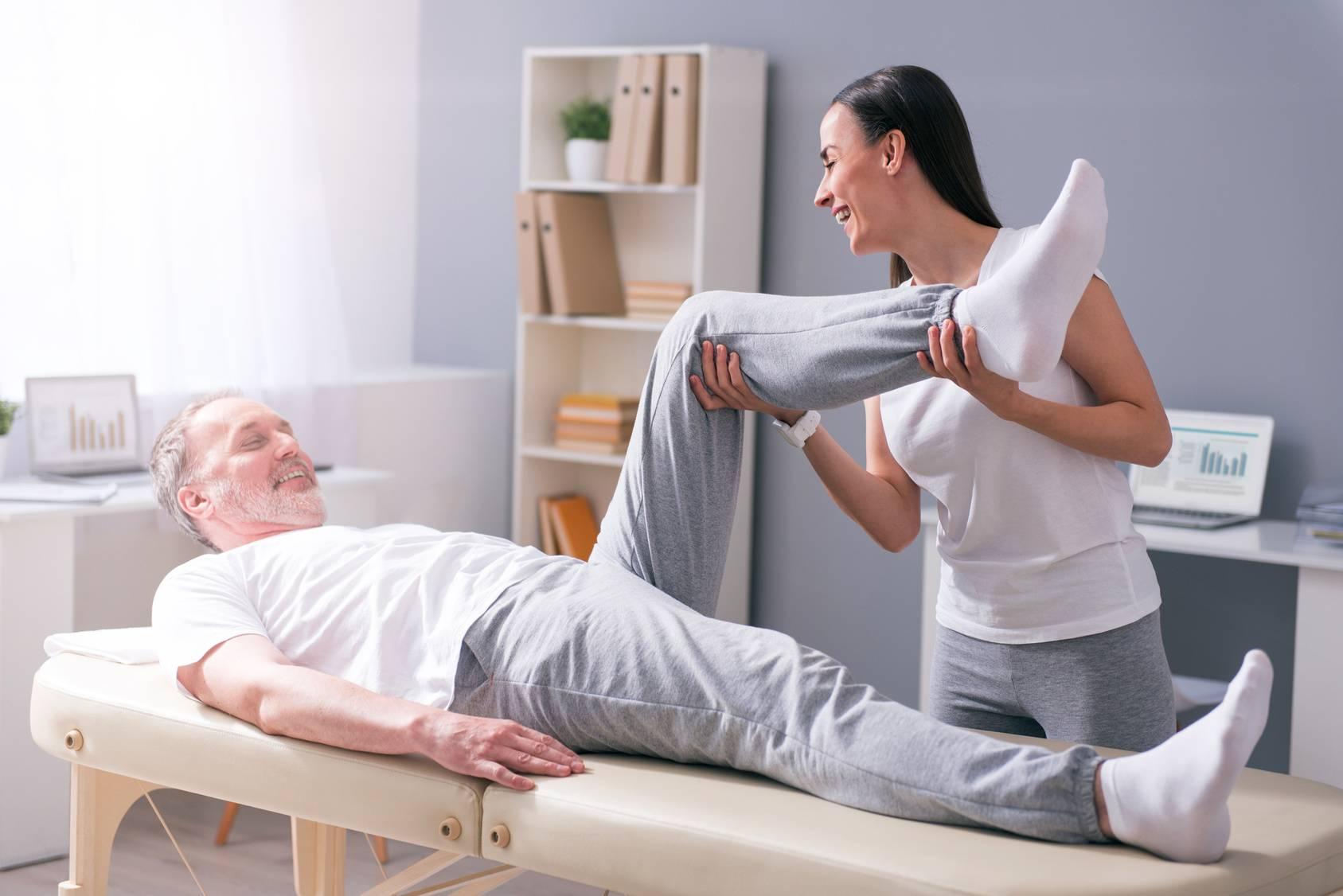 fisioterapia, riabilitazione, ginnastica