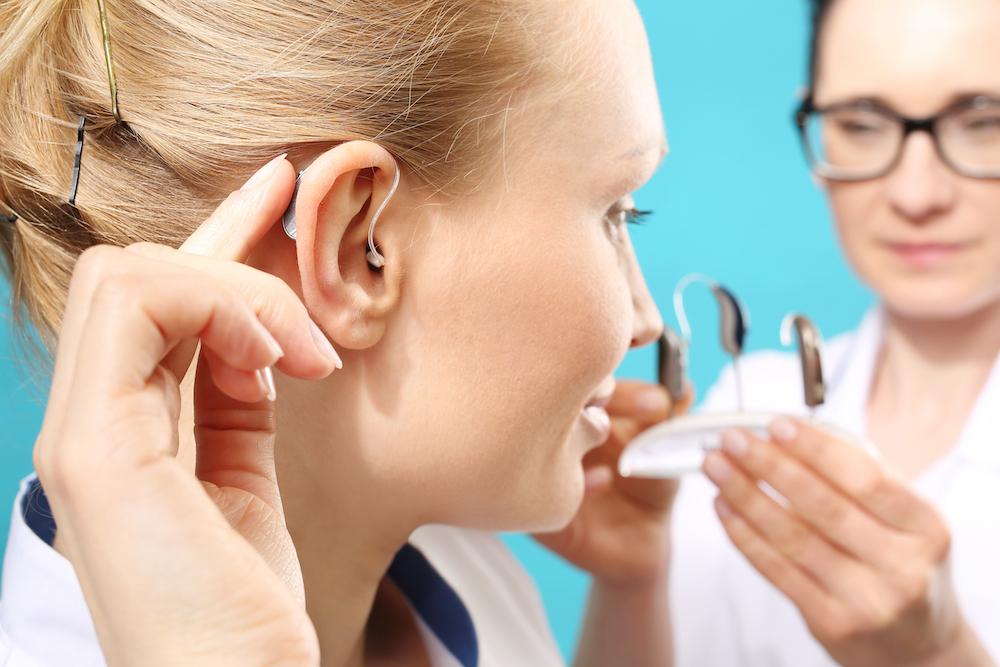 audioprotesi, sordità, tecnico