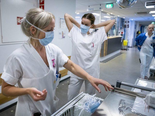 dania flavia infermiera oss dpi coronavirus covid